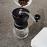 Hario Skerton PLUS Hand Grinder w/Glass Base - MSCS-2DTB