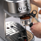 Breville The Bambino Manual Espresso Machine Stainless Steel - BES450BSS