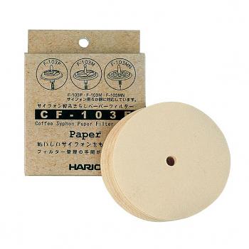 Hario Syphon Paper Filters-100pk - CF-103E