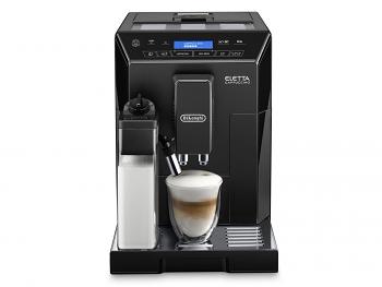 DeLonghi Eletta Cappuccino Super Automatic Espresso Machine Black - ECAM44660B