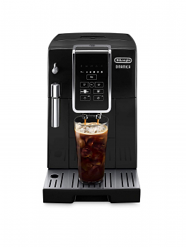 DeLonghi ECAM35020B Dinamica TrueBrew Super Automatic Espresso Machine - Black