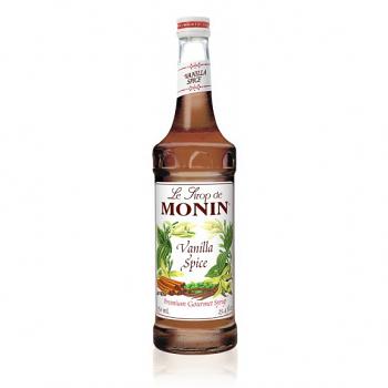 Monin Vanilla Spice Syrup