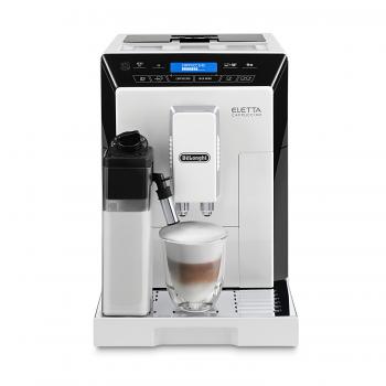DeLonghi ECAM44660W Eletta Super Automatic Espresso Machine - White
