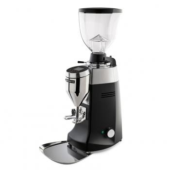 Mazzer Robur S Electronic Stepless Espresso Grinder Black