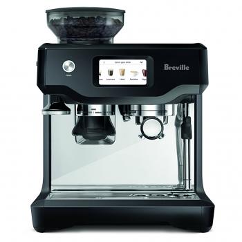 Breville Barista Touch BES880BTR Espresso Machine - Black Truffle