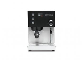 Rancilio Silvia M V6 2020 Update Black Stainless Steel Manual Espresso Machine
