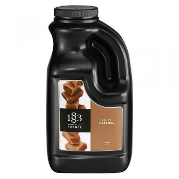 1883 Caramel Sauce Large 1.89L Bottle