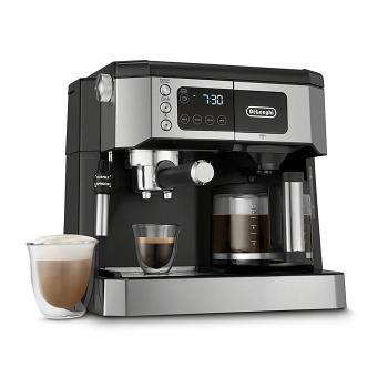 DeLonghi - Combination Pump Espresso & Drip Coffee Maker - COM532M