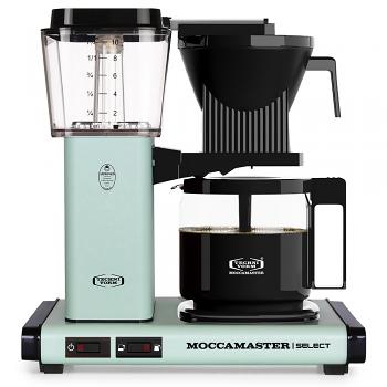 Technivorm Moccamaster KBGV Select Brewer Glass Carafe Pistachio Green - 53925