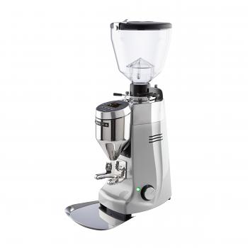 Mazzer Kony S Electronic Conical Burr Espresso Grinder - Silver