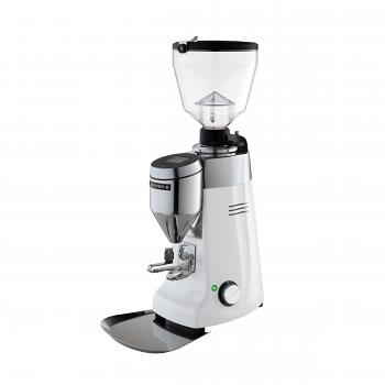 Mazzer Kony S Electronic Conical Burr Espresso Grinder - White