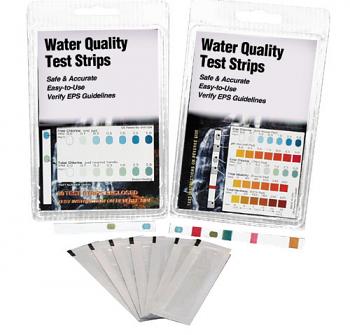 4-in-1 Water Test Strips