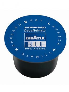 Lavazza Blue Espresso Decaffeinato capsules