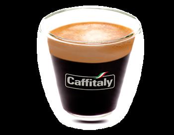 Caffitaly espresso cups, 2 oz set of 4