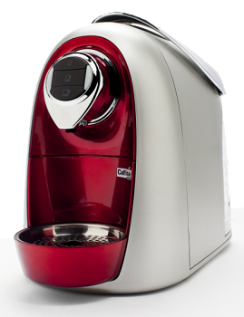 Caffitaly Single Serve Espresso Machine S04 RED