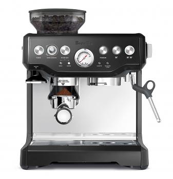 Breville Barista Express Sesame Black BREBES870SBXL Espresso Machine
