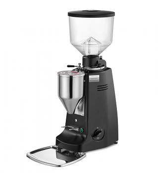 Mazzer Major Electronic Stepless Espresso Grinder ETL Black