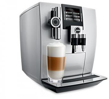 Jura Impressa J90 Super Automatic OTC Espresso Machine Brilliant Silver
