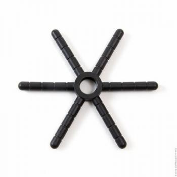 Pitcher Rinser Valve Actuation BLACK STAR by Espresso Parts