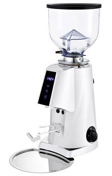 Fiorenzato F4E Nano Electronic Espresso Grinder White