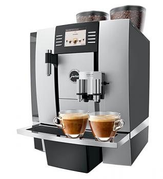 Jura Giga X7 Professional Commercial Espresso Machine Dual Bean Hopper