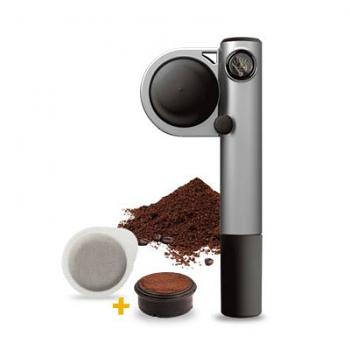 Handpresso Pump SILVER (Metallic Grey)