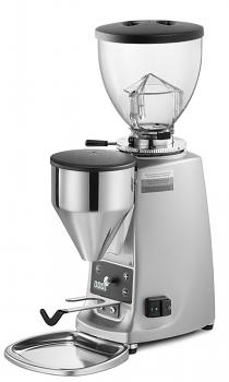 Mazzer Mini E Type B V2 Digital Espresso Grinder SILVER