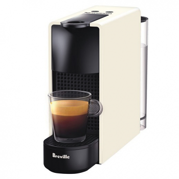 Breville Nespresso Essenza Mini WHITE Single Serve Espresso Machine BEC220WHT1AUC1