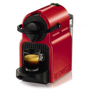 Breville Nespresso Inissia Red Single Serve Espresso Machine BEC120RED1AUC1