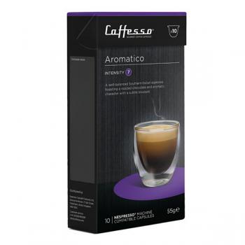 Caffesso Espresso Capsules - Aromatico - Box of 10