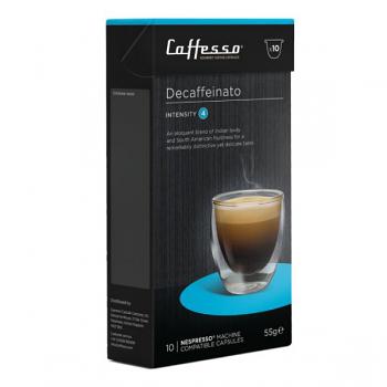 Caffesso Espresso Capsules - Decaffeinato - Box of 10
