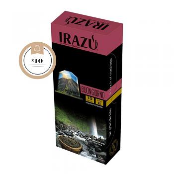 Irazu Buongiorno Nespresso Compatible Capsule Box of 10