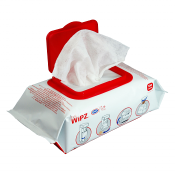 Urnex Café Wipz Coffee Equipment Cleaning Wipes
