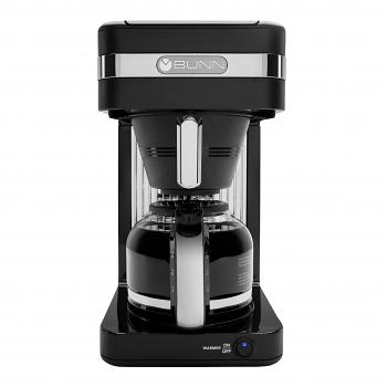 Bunn Speed Brew Elite Black & Chrome Coffee Maker CSB2-B