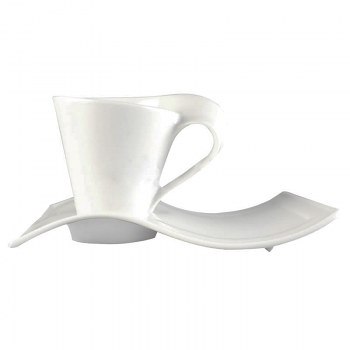 AXA Wavy Espresso Cup - Set of Six