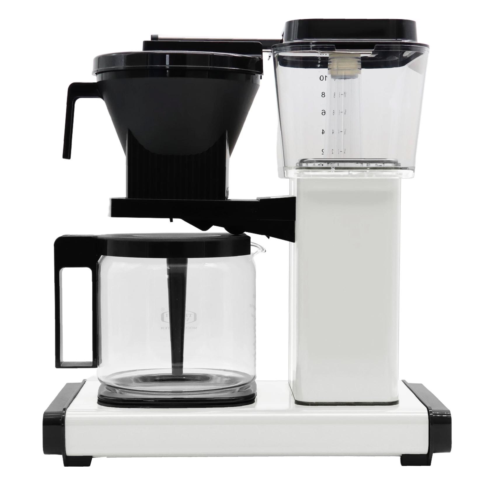 Technivorm Moccamaster KBGV Select Brewer Glass Carafe Off White - 53933
