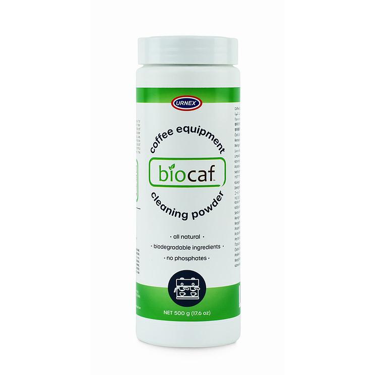 Urnex BioCaf Coffee Cleaning Powder - 500g / 17.6oz