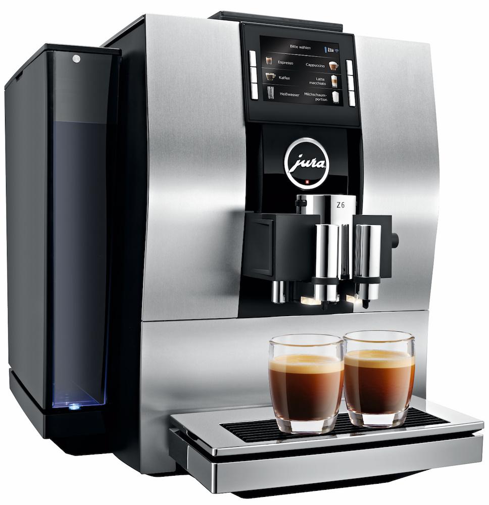 Jura Impressa Z6 One Touch TFT Super Automatic Espresso ...