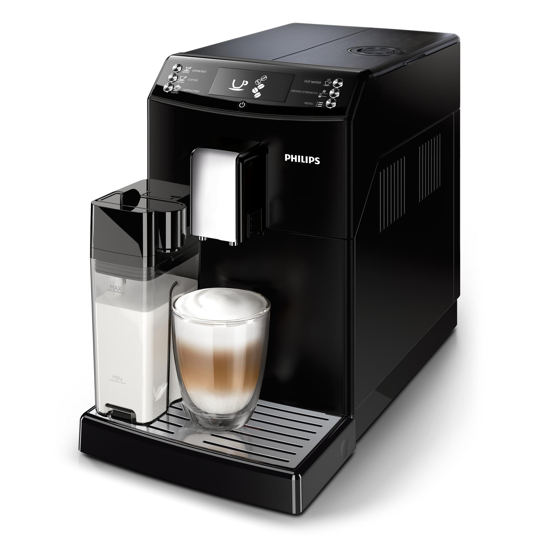Philips Series 3100 Super Automatic Espresso Machine With