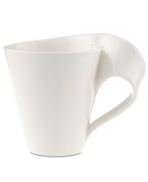 AXA Wavy Latte Cup - Set of Six