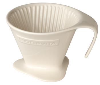 Bonavita Porcelain V Style Dripper #2 BV4000V2 29142