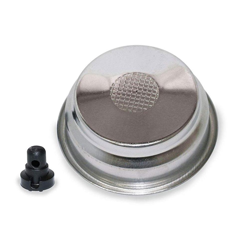 Gaggia Pressurized Double Filter Basket & Pin - GA-21000491
