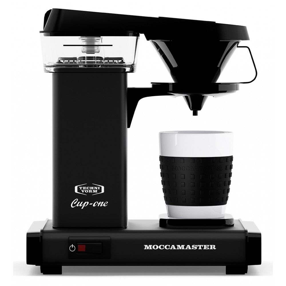 Technivorm Moccamaster Cup-One Brewer Matte Black - 69215