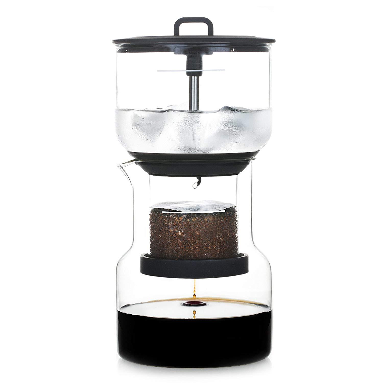 Bruer Slow Drip Cold Brew Coffee Maker BLACK