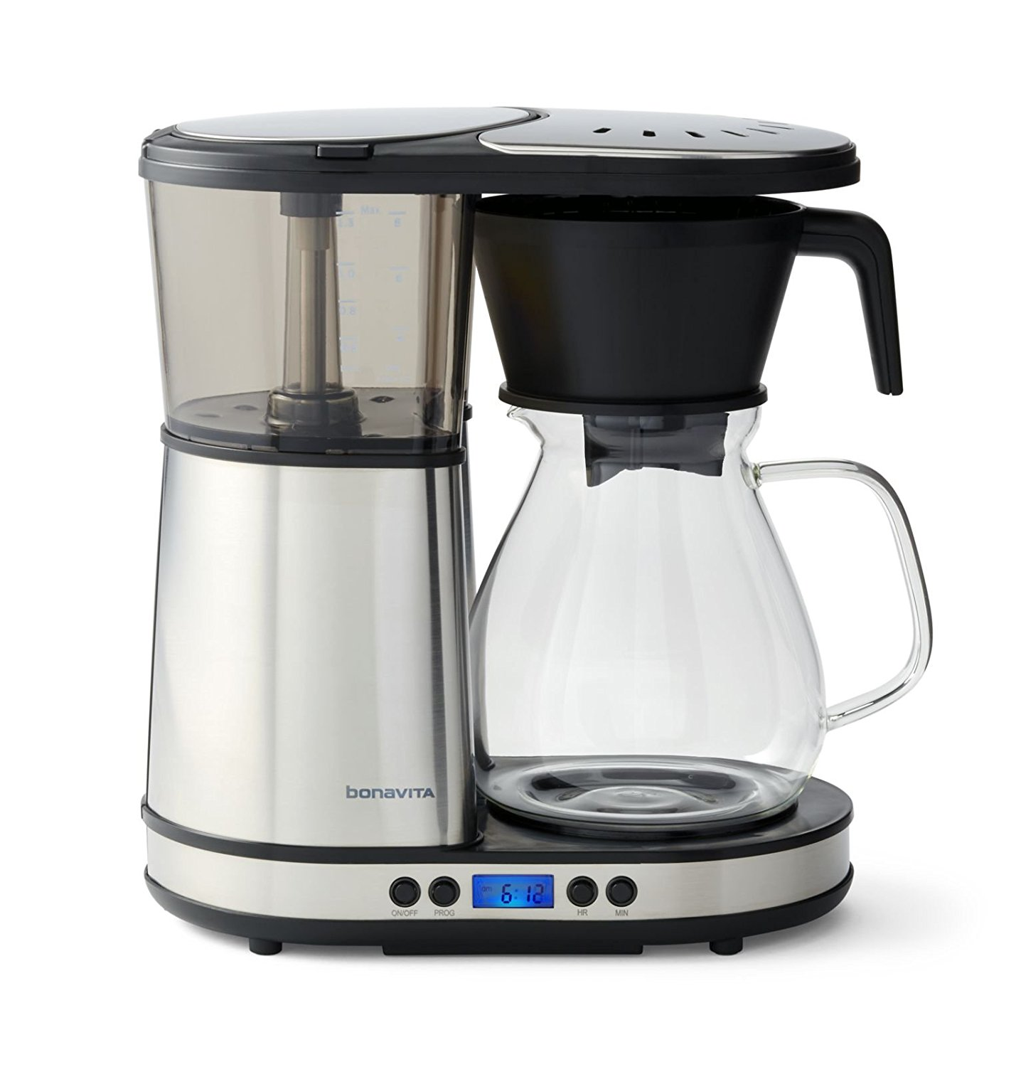Bonavita Bv1902dw 8 Cup Digital Coffee Maker With Glass