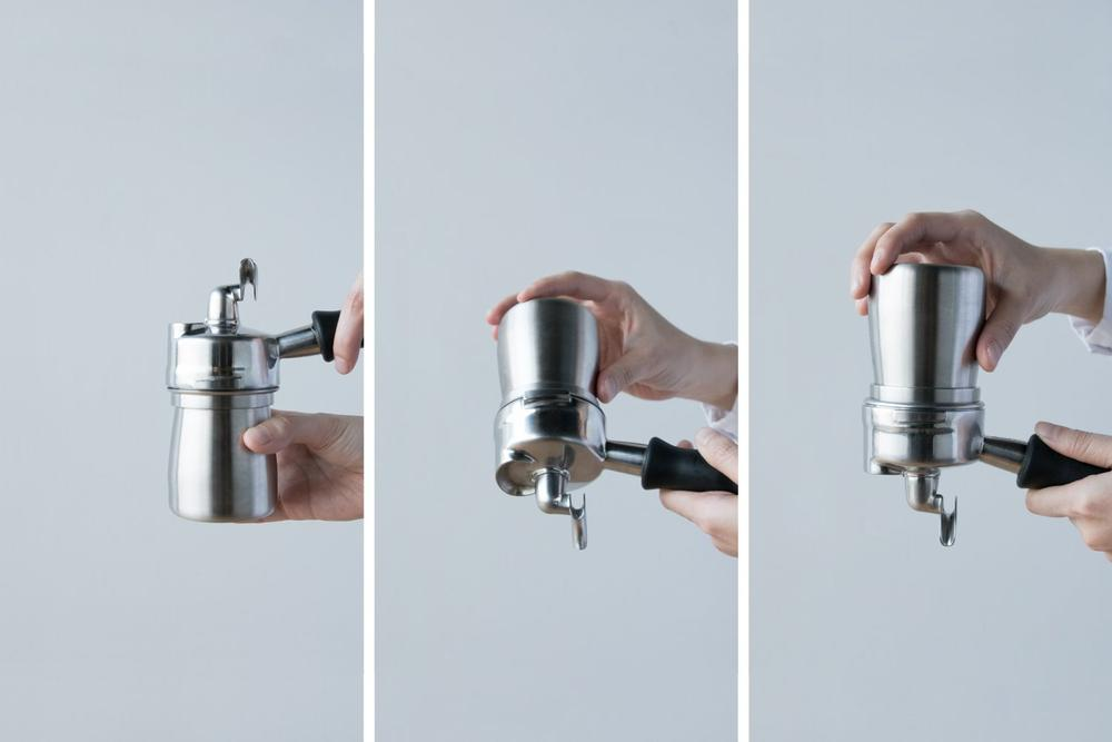 Acaia Portafilter Dosing Cup 58mm Medium - ACA-AA019