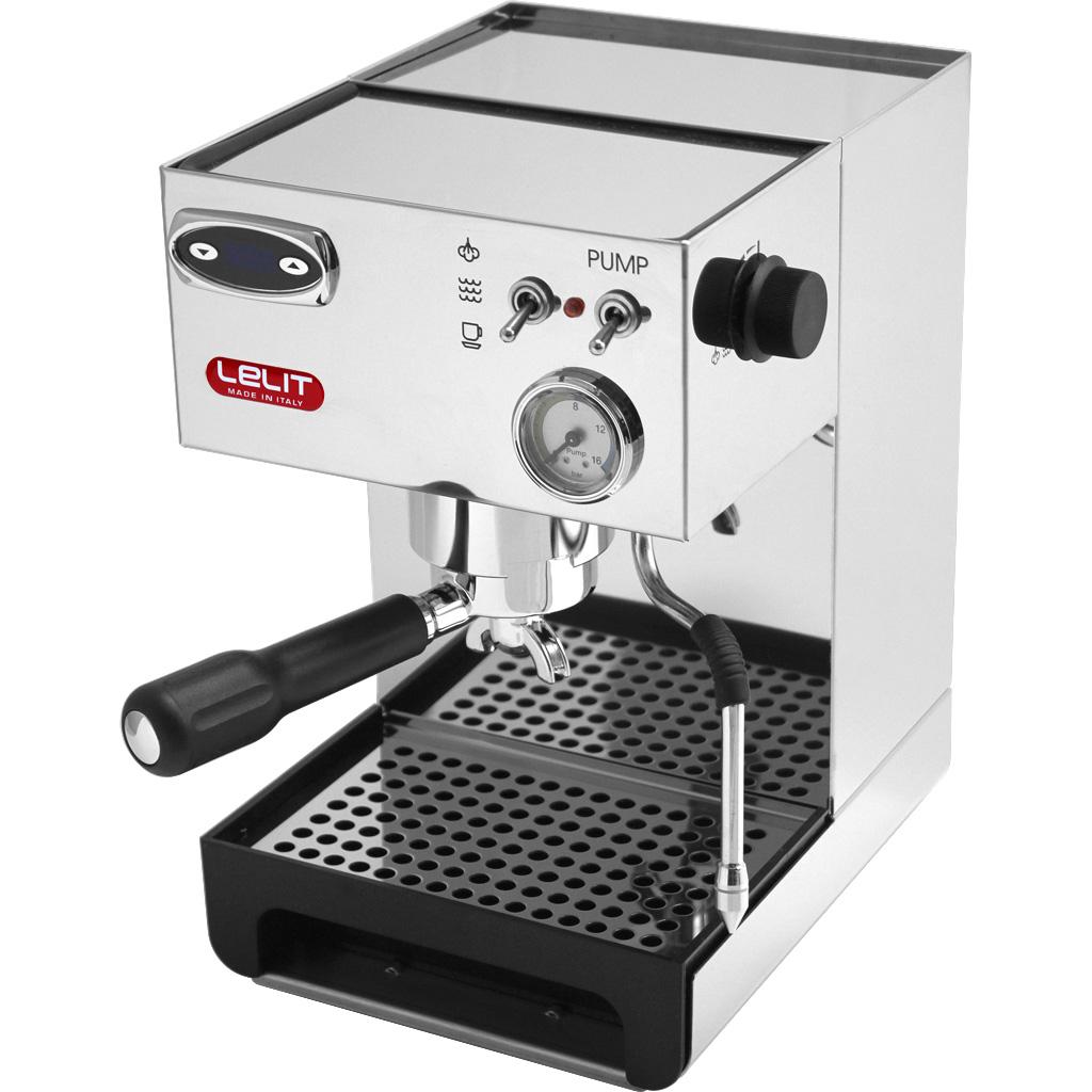 Lelit Semi Automatic Espresso Machine Anna 2 Espresso