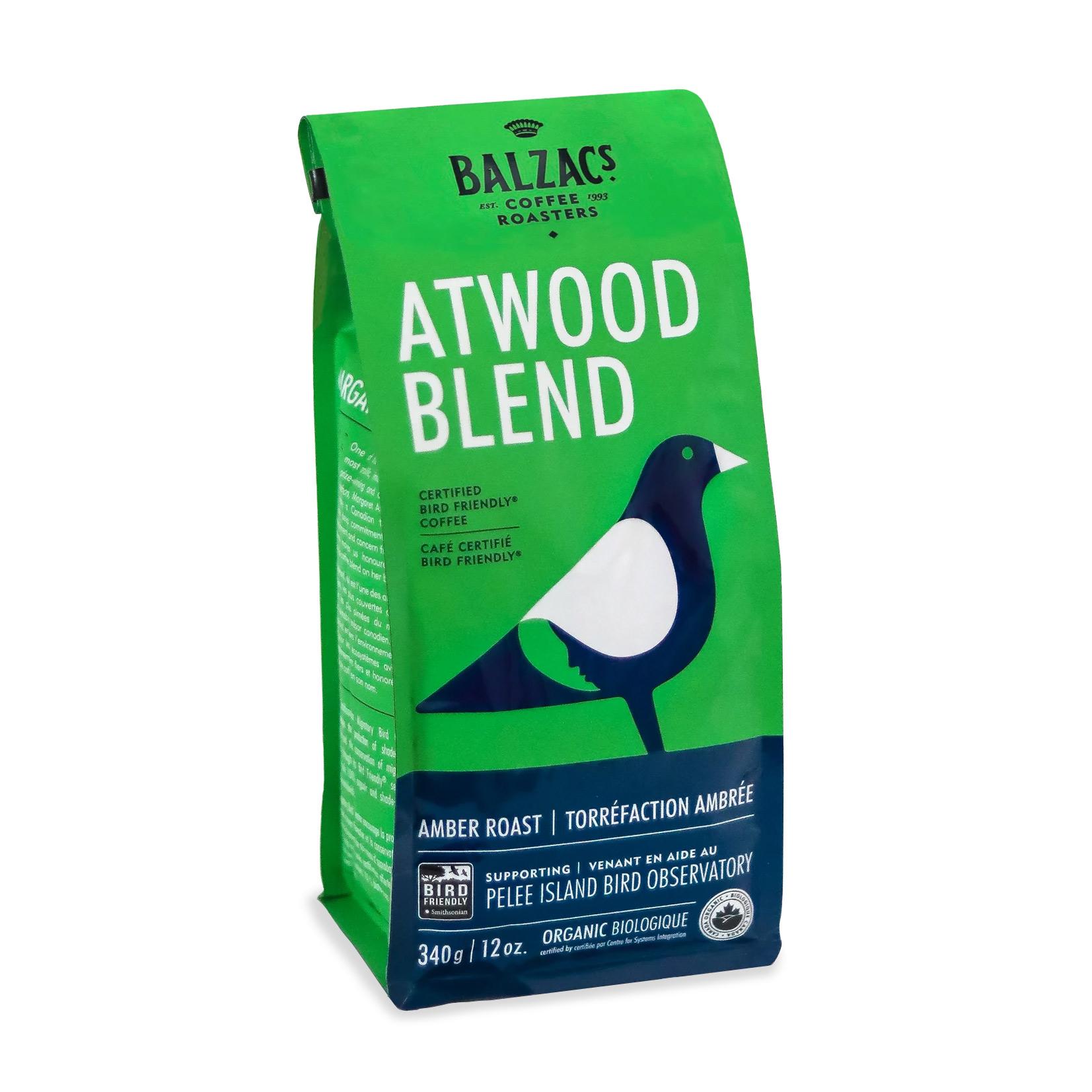 Balzac's Coffee Roasters Atwood Blend Beans - 12 oz
