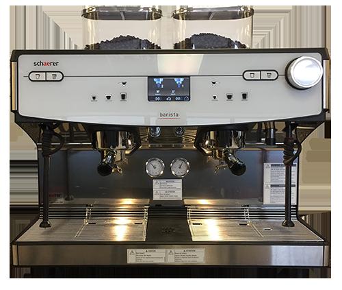 Schaerer Barista Hybrid Espresso Machine