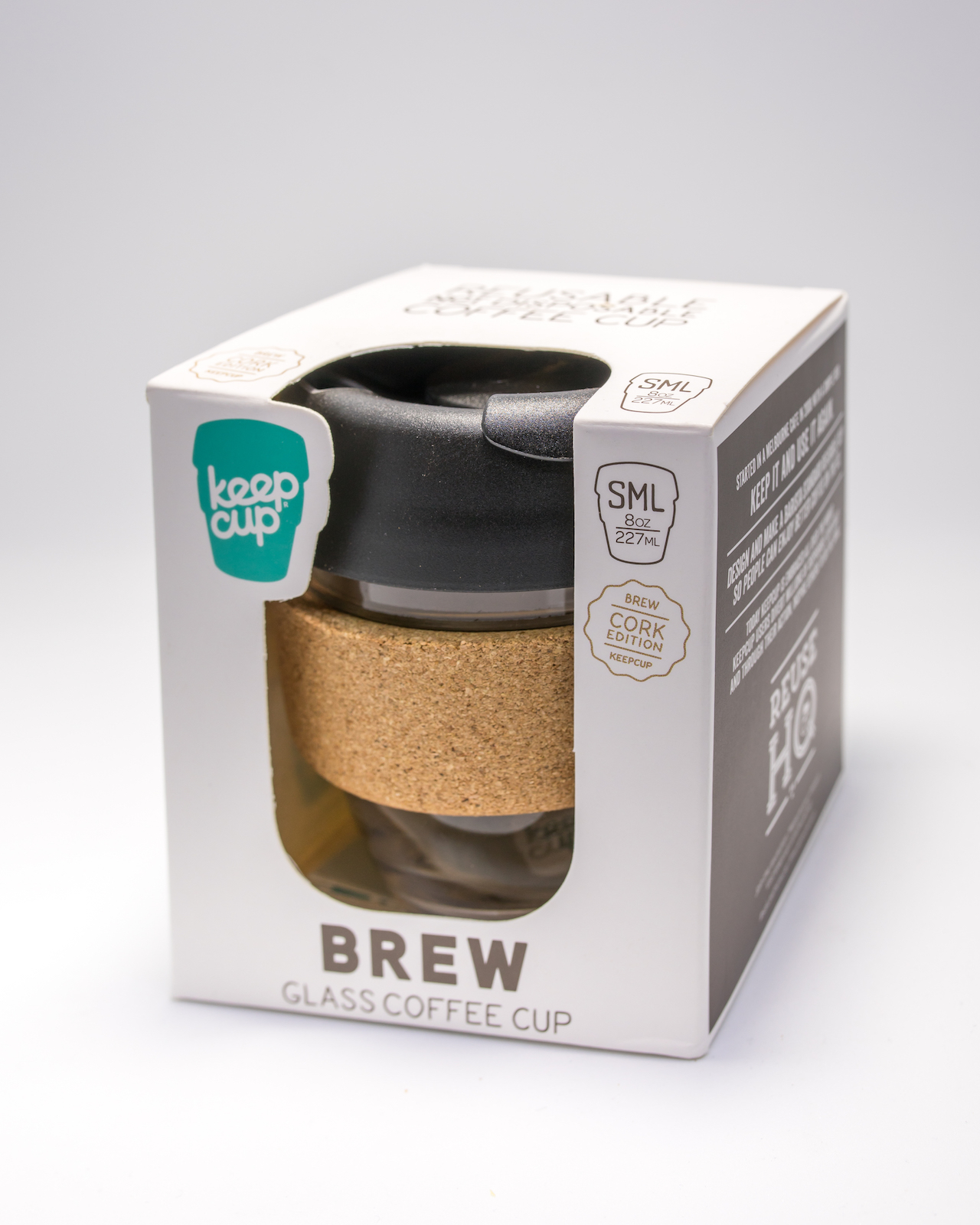KeepCup 8oz - Espresso Box